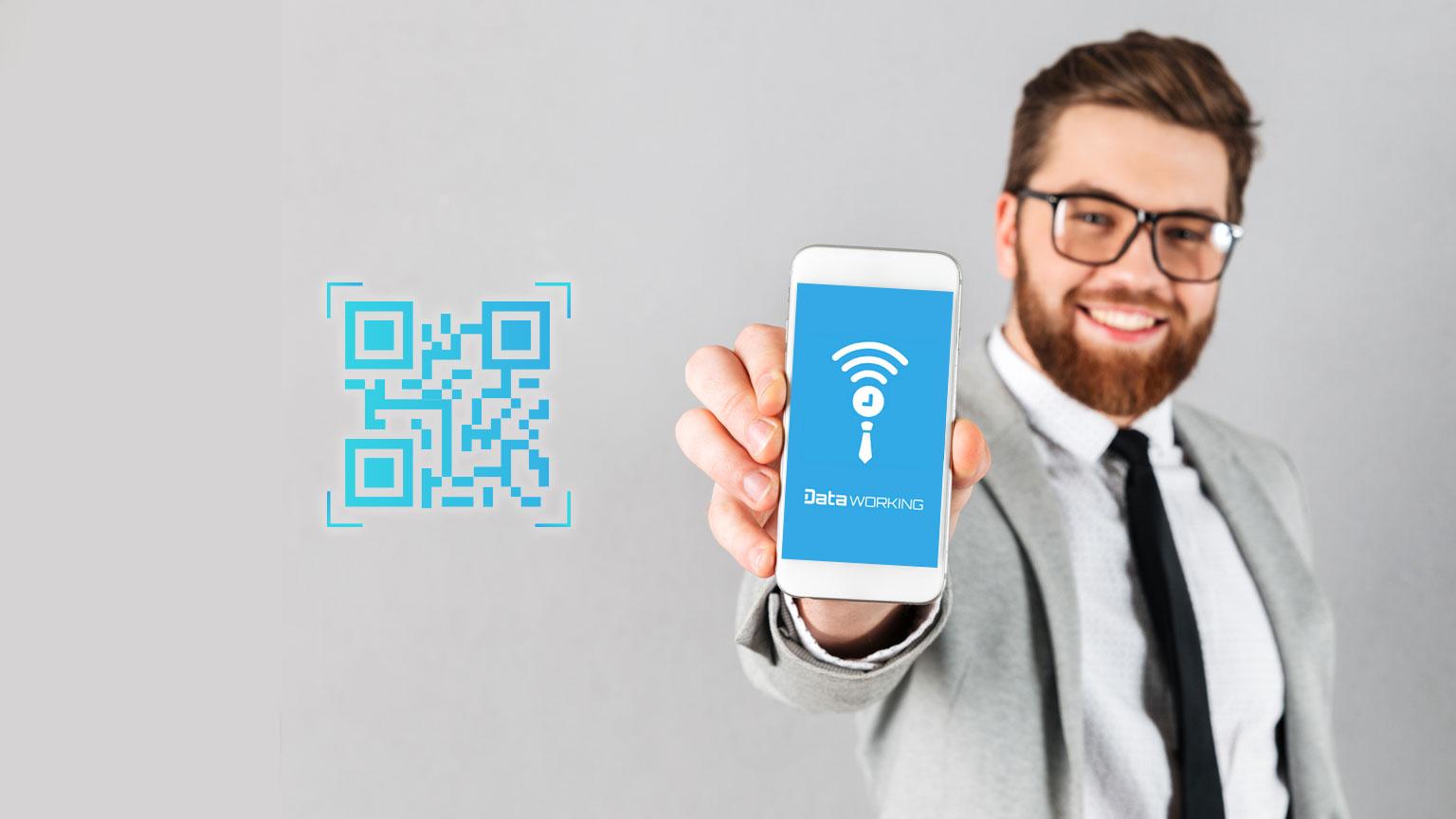 Data Working app Telnet Data gestione timbrature da remoto