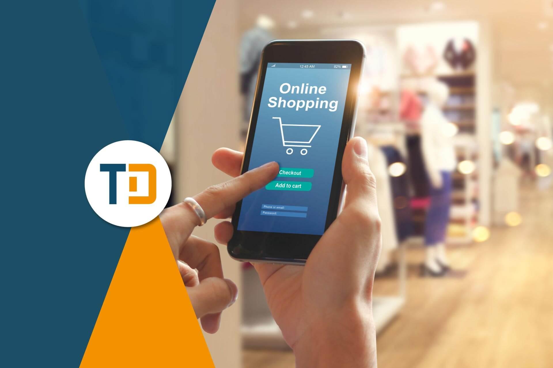 E-commerce banner blog Telnet Data