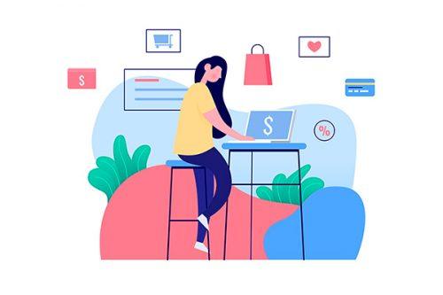 infografica E-commerce