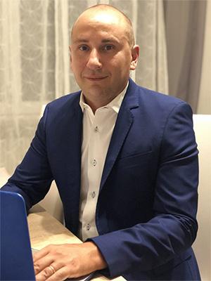 CEO di Telnet Data, Stefano Marioni