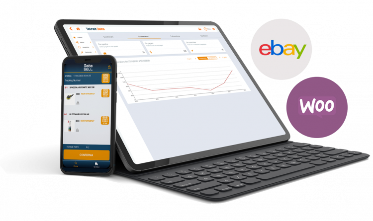 Gestionale ecommerce Data Sell