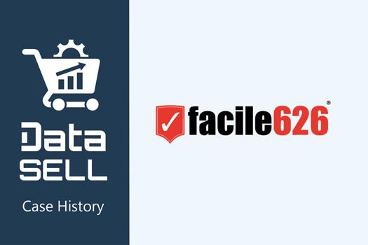 Facile 626 utilizza Data Sell