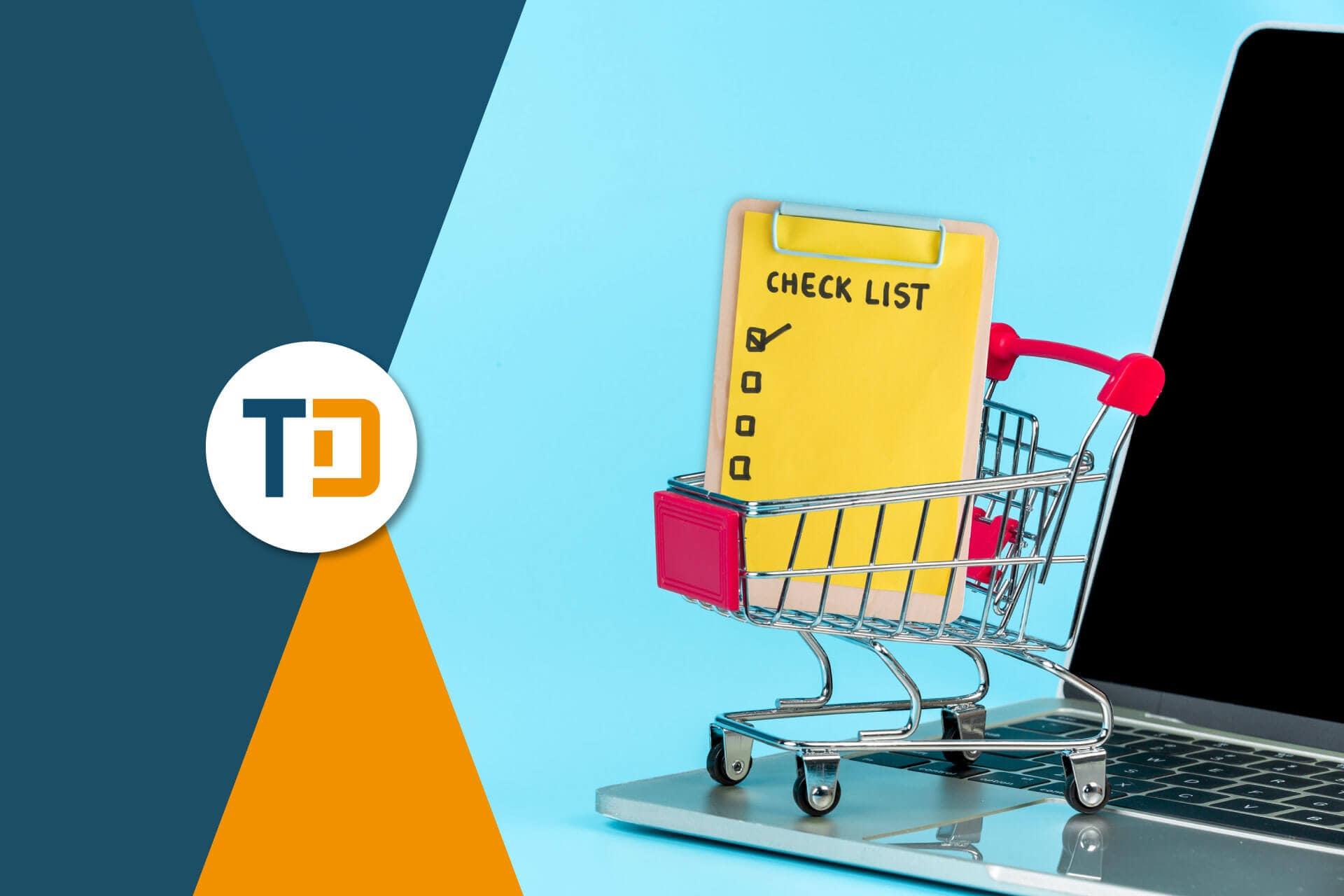 gestione ecommerce con software Telnet Data