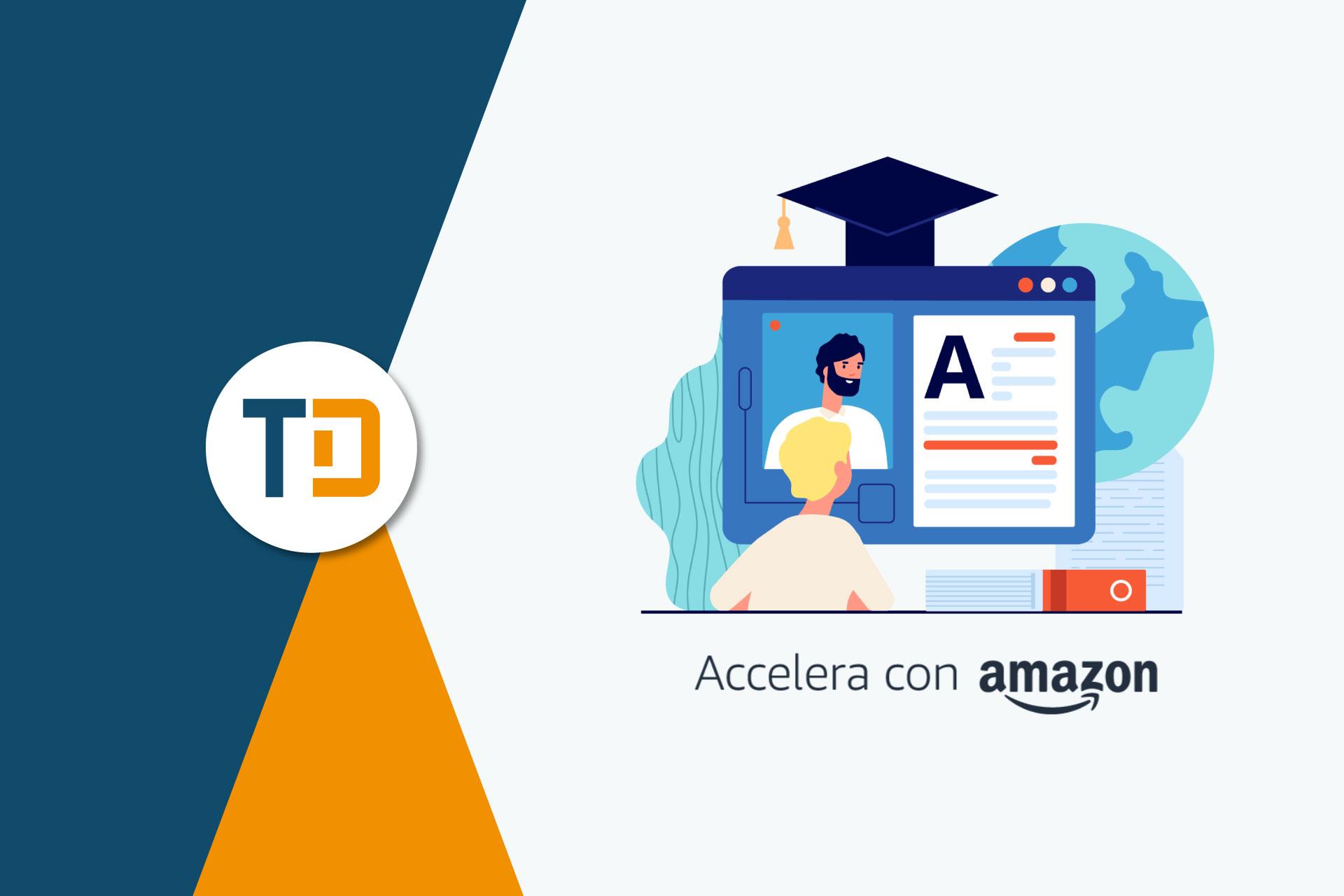 Accelera con Amazon programma di formazione per negozi online