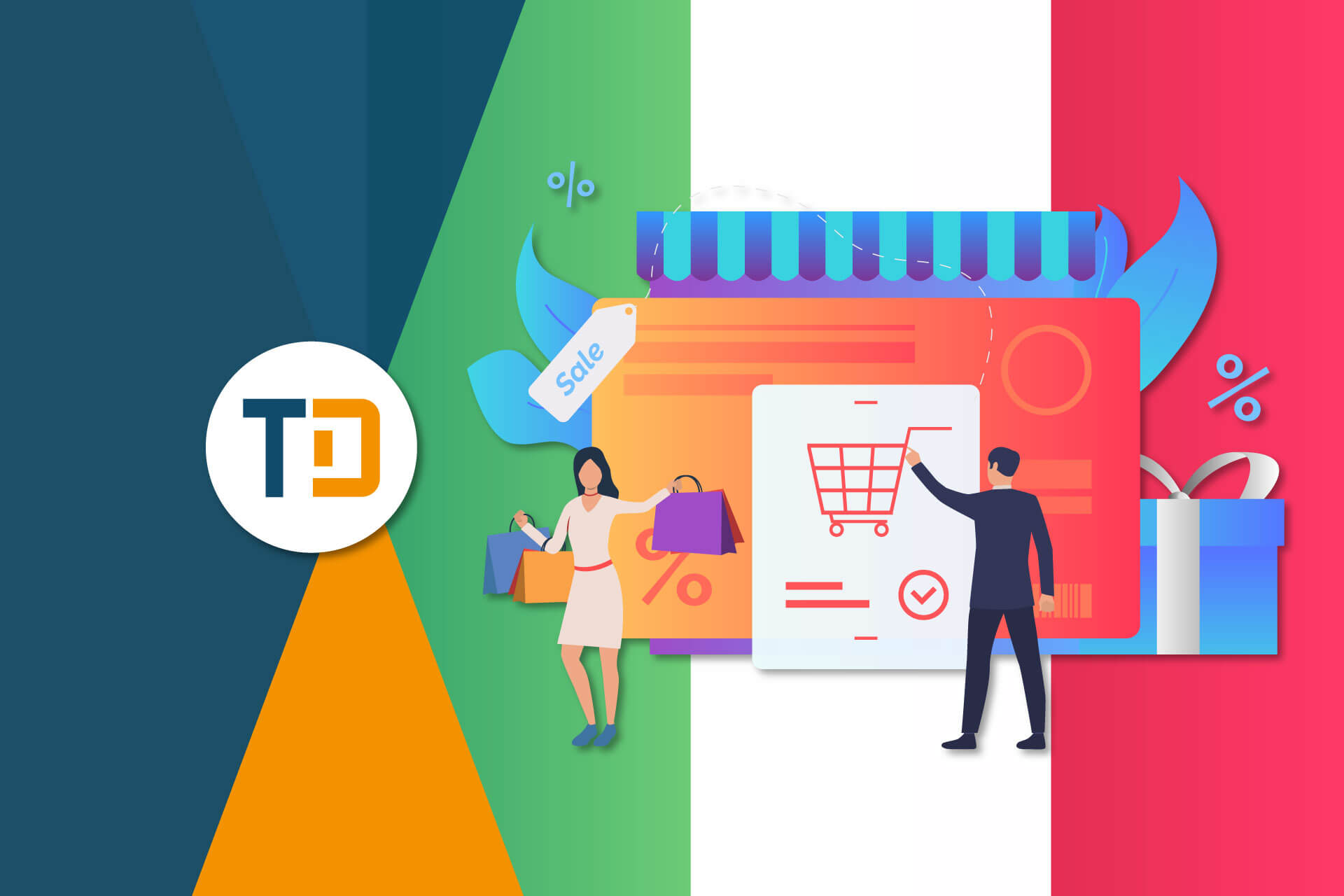 crescita e-commerce Italia 2020 software Telnet Data