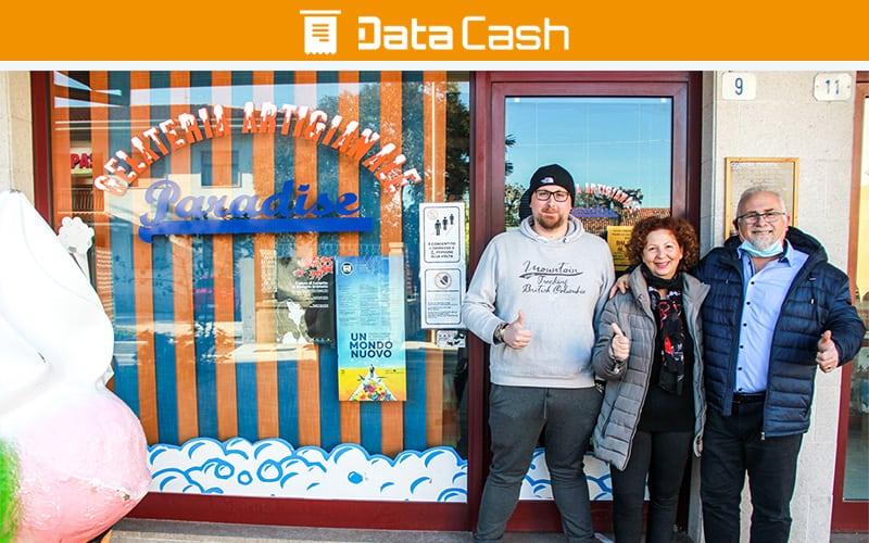 Gelateria Paradise Data Cash