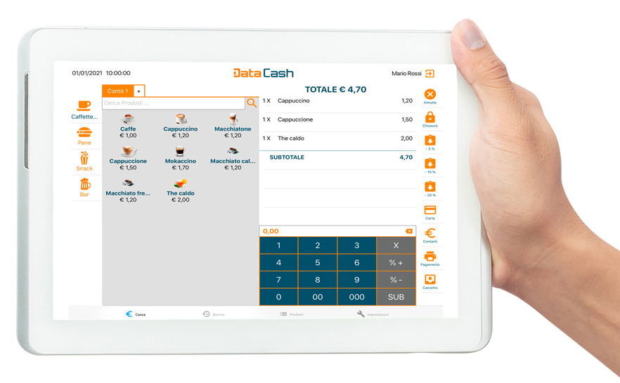 Data Cash