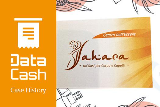 Sahara estetica usa Data Cash app cassa