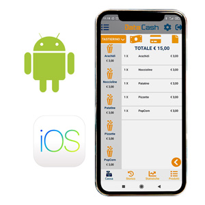 smartphone software data cash android ios