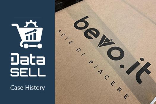 Data Sell per Bevo.it