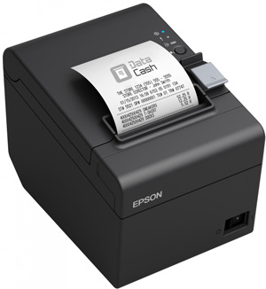 Epson TMT20III stampante termica per app Data Cash