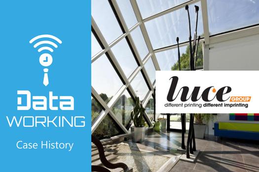 Luce Group srl usa Data Working