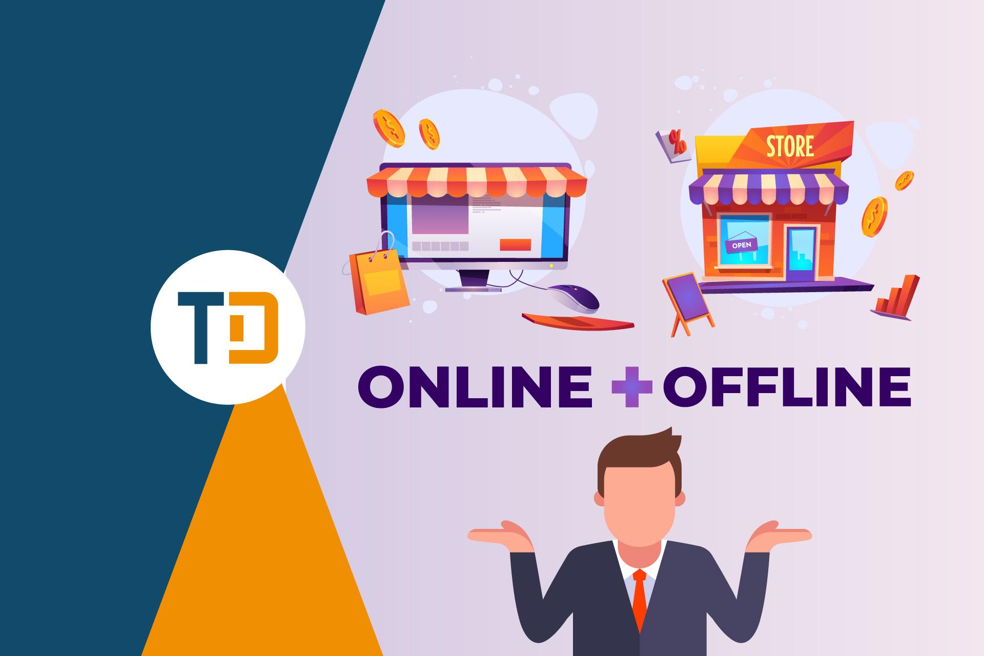 negozi fisici e online