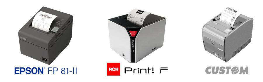 Stampanti fiscali Epson RCH E Custom