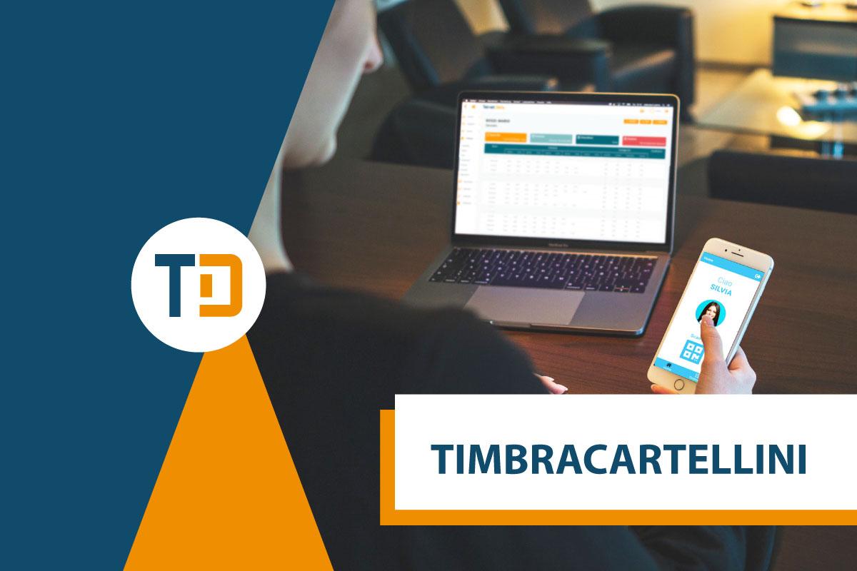 timbracartellini: soluzioni online e offline